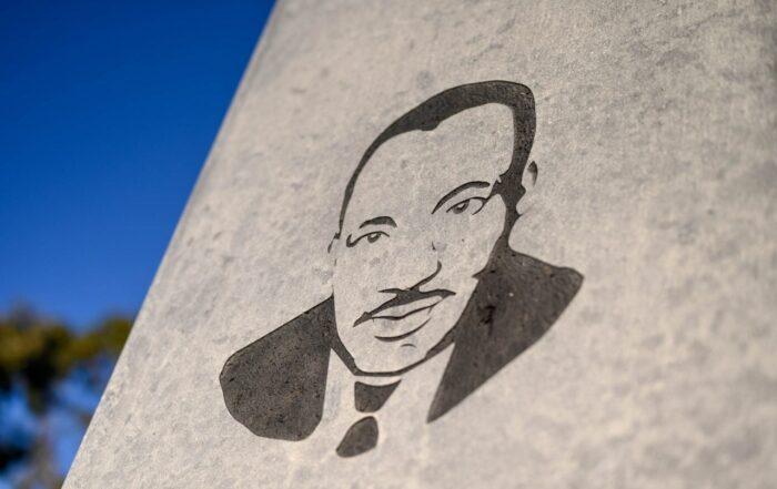 MLK Stencil